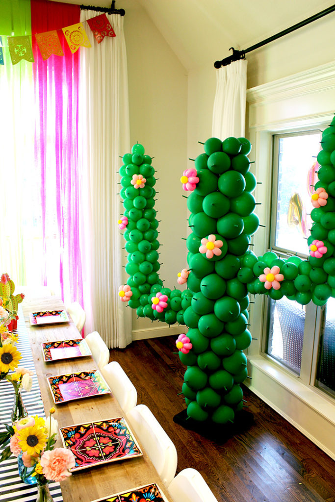 Fiesta Party Decor And Vase Decoration Tutorial My Mayberry Lane